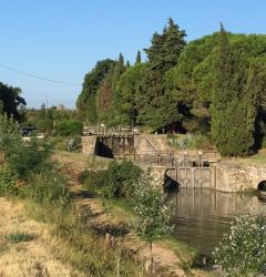 Canal du Midi - sluis/écluse/lock