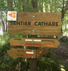 Sentier Cathar/Cathar Trail