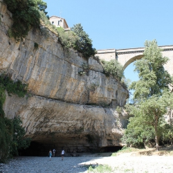 Les ponts naturels de Minerve