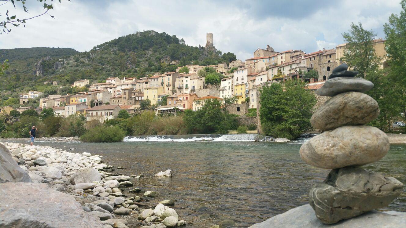 Roquebrun-rivier-Hérault