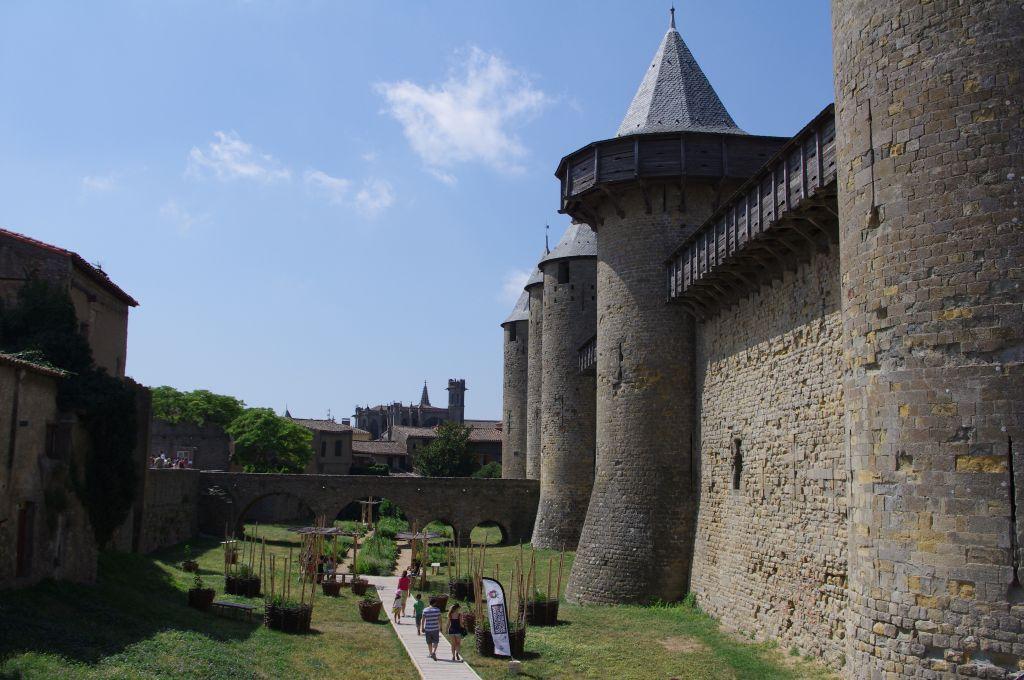 rondgang-Cite-Carcassonne-Aude