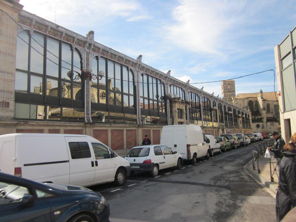 Les-Halles-Narbonnes-Aude