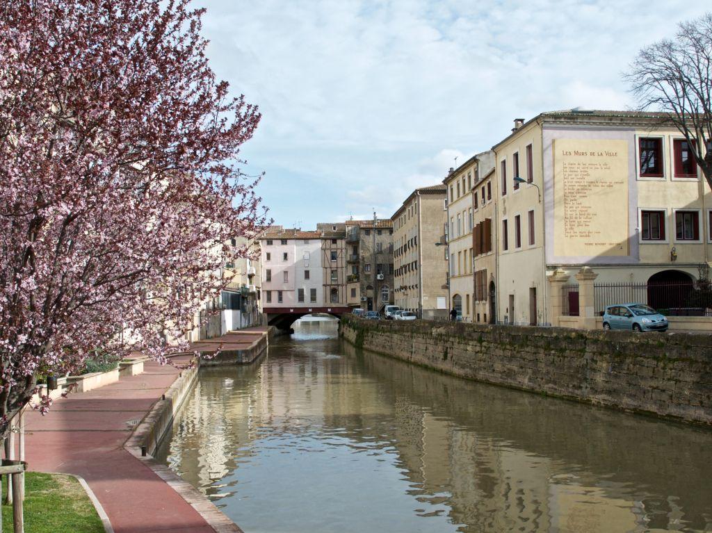 Narbonne-Canal-de-la-Robine-Aude