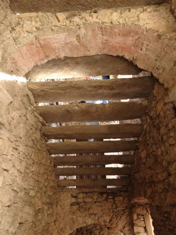 Olargues-Escalier de la Commanderie-Hérault