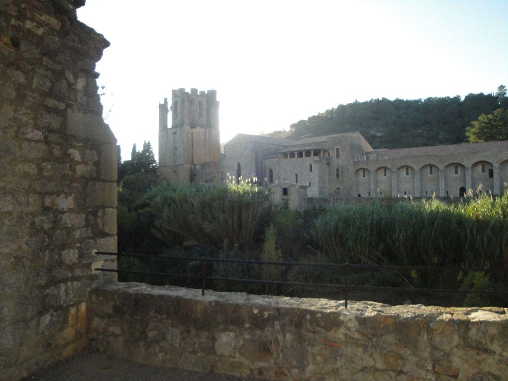 abdij-Sainte-Marie-Lagrasse-Corbières-Aude
