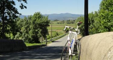 Prachtig fietsen door de Minervois
