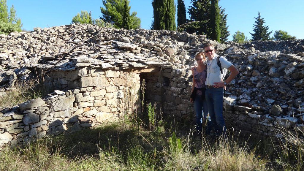 opgraving-St-Côme-Wisigotisch-tijdperk-Beaufort
