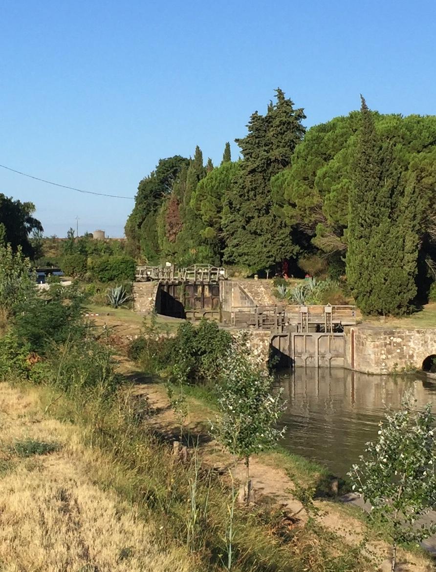 sluizen-Canal du Midi-werelderfgoed-Unesco.