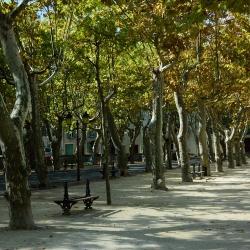 La belle Promenade à Saint Chinian