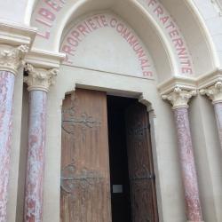 Église Notre-Dame de l'Assomption à Olonzac